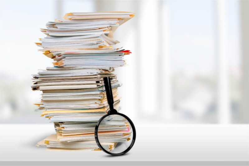 Record Keeping: How Long Do I Need to Keep Records?